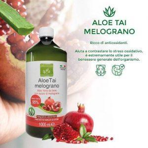Aloe Melograno Caratteristiche