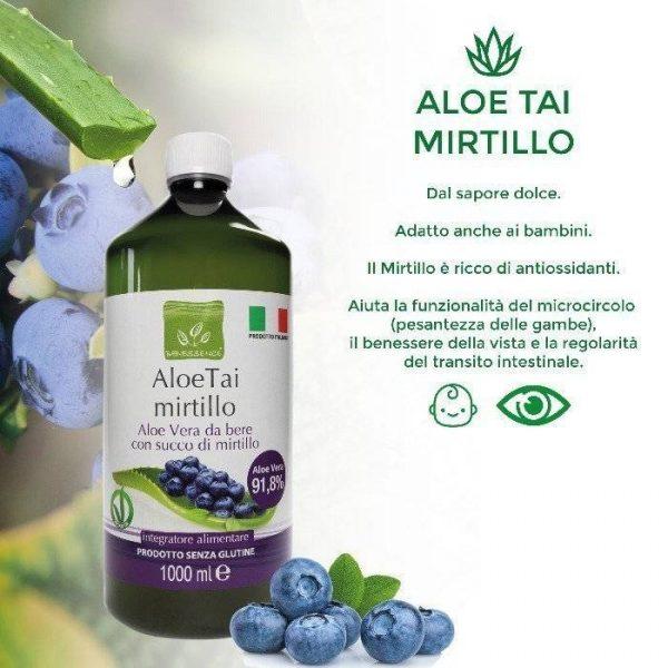 Aloe Mirtillo