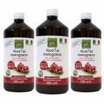 Succo di Aloe Vera da bere con Melograno – 3L