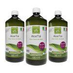 Aloe Vera da bere al 99,8% – Succo e Polpa – 3L