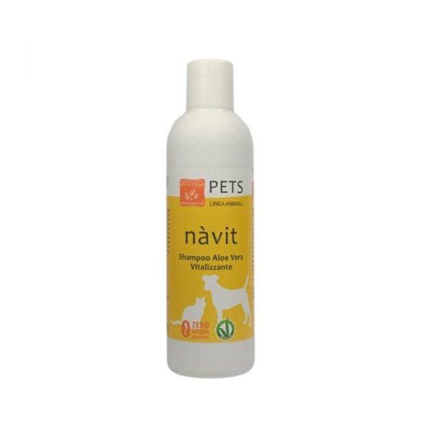 shampoo aloe per animali