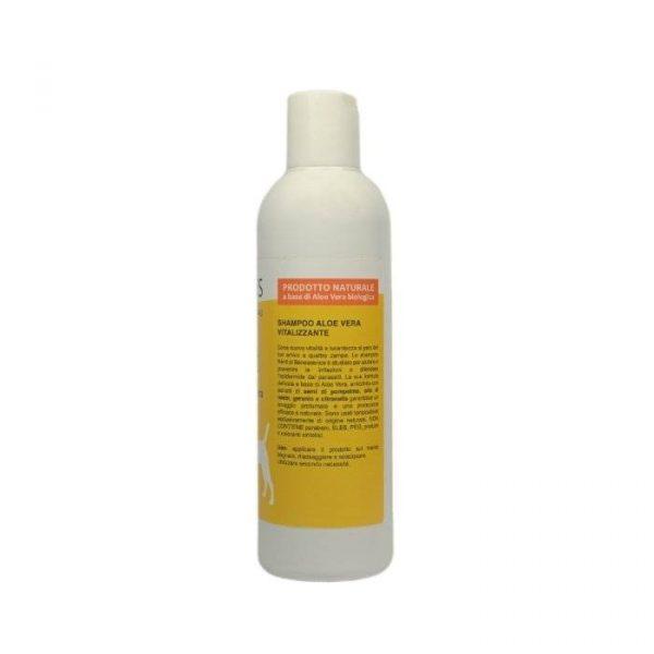 shampoo animali aloe vera