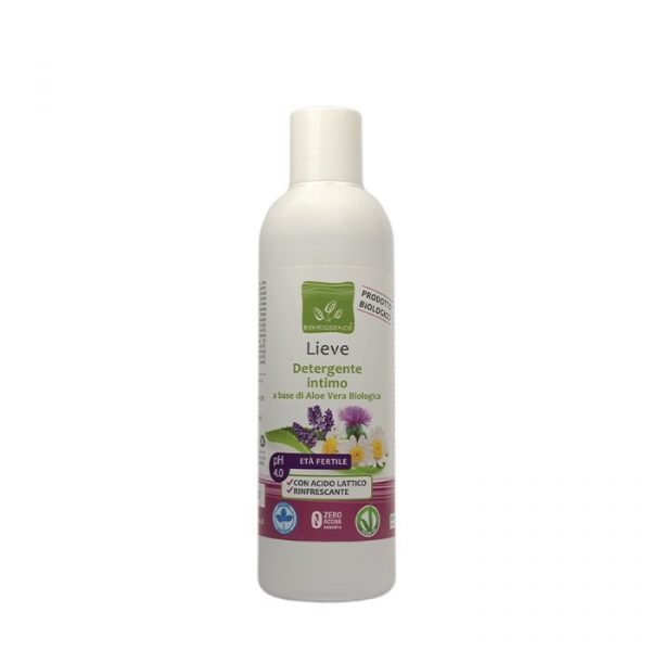 detergente intimo aloe vera bio