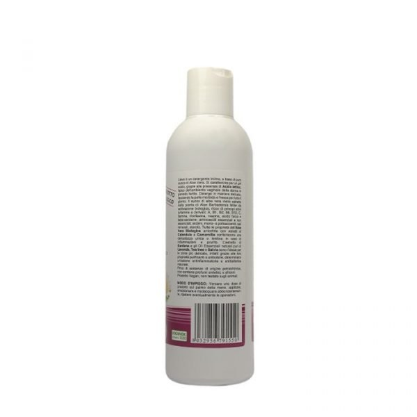 detergente intimo aloe vera biologico