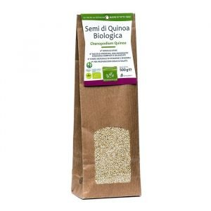 semi di quinoa biologici
