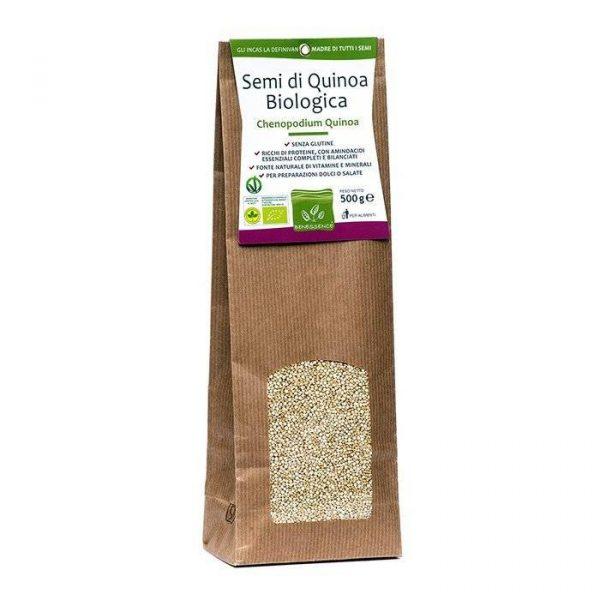 semi di quinoa biologici