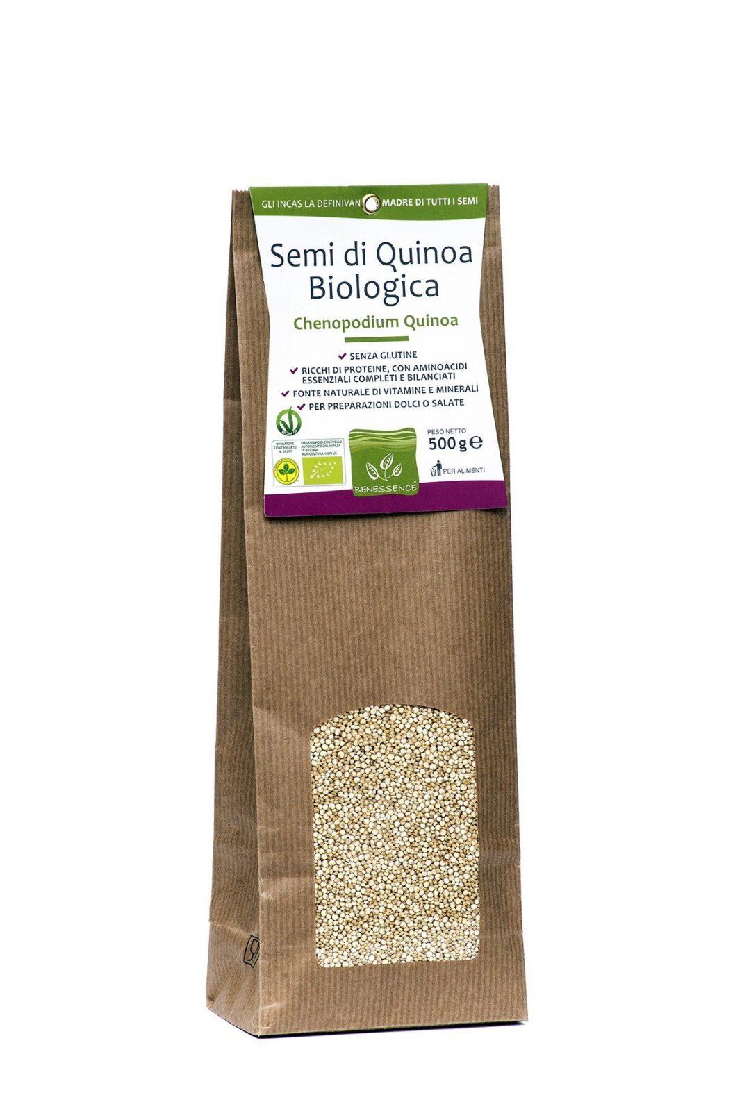 semi quinoa bio
