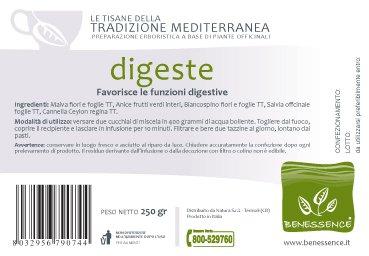 Tisana Digeste – 250 g