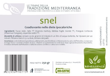 products snel tisane dimagrante