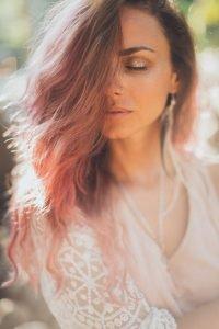 semi di lino capelli