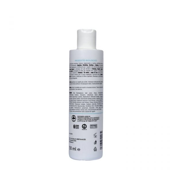 Shampoo Anticaduta Bio Aloe