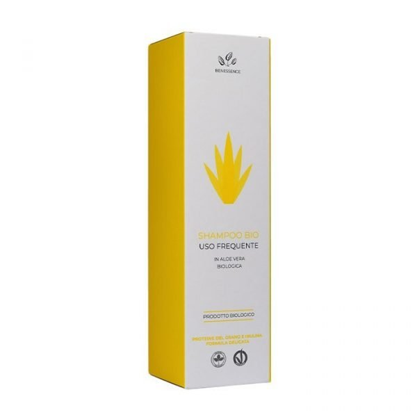 Shampoo Uso Frequente Bio Aloe Vera