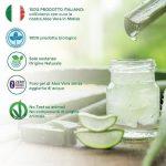 VeraSkin Gel di Aloe Vera Biologica 98,8% da 100 ml