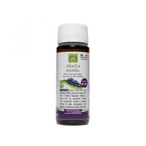 Succo di Aloe Vera con mirtillo – 60 ml