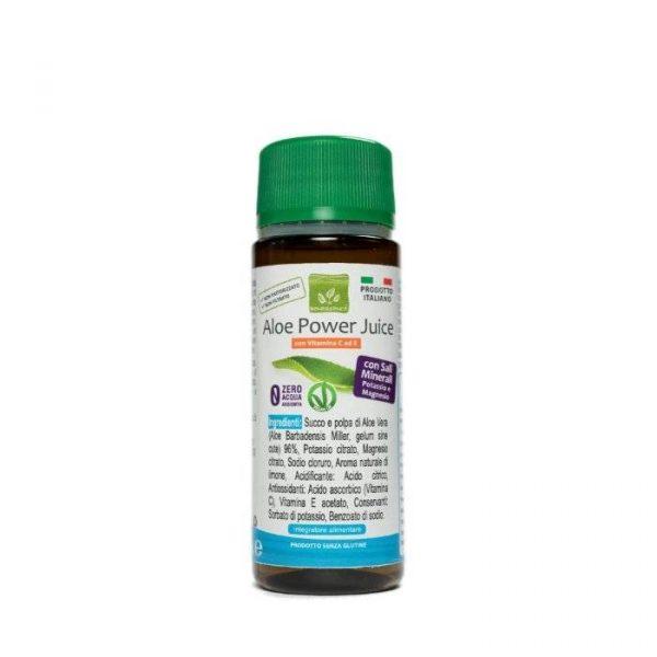 aloe vitamine minerali shot