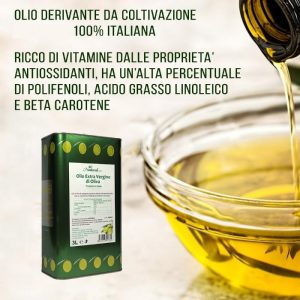 Olio Naturale Proprieta