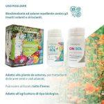 Fly Sol – Repellente per mosche e zanzare ad uso Fogliare – 250ml