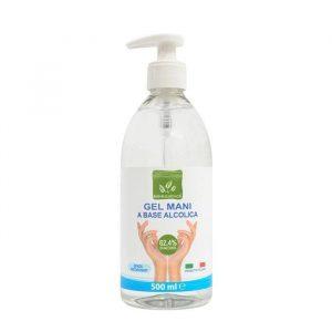 gel igienizzante mani 500ml