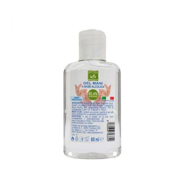 gel igienizzante mani 80ml