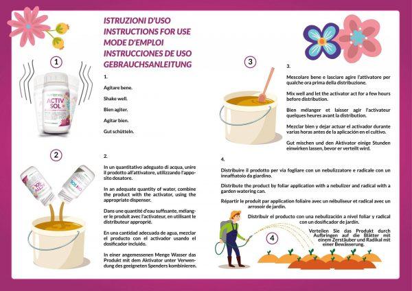 istruzioni piante biostimolante