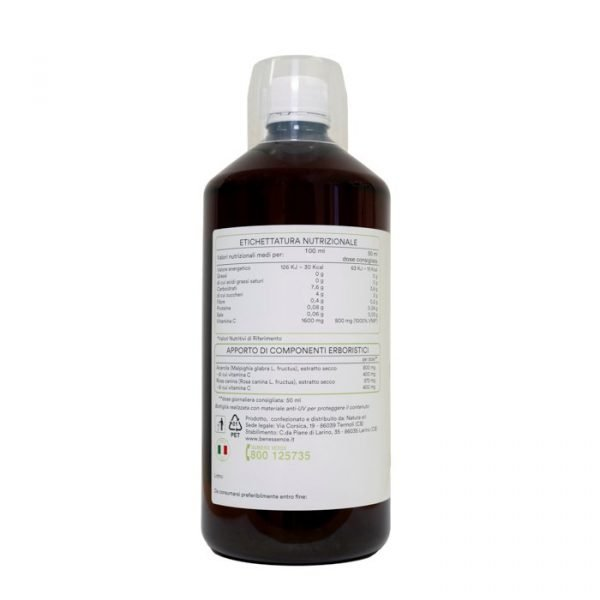 Natural C Integratore