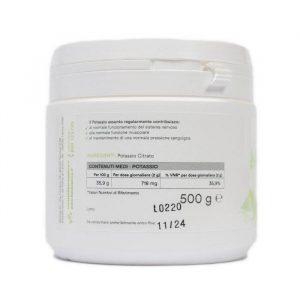 Potassio citrato polvere
