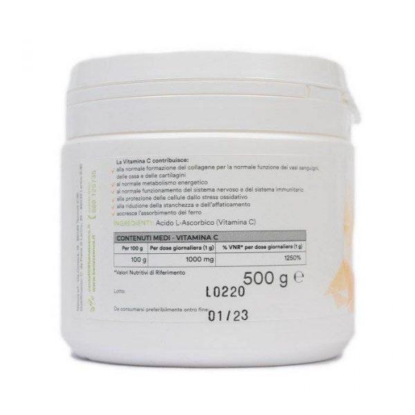 Vitamina C Polvere