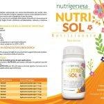 Nutri Sol – Produit nutritionnel pour plantes – 1L