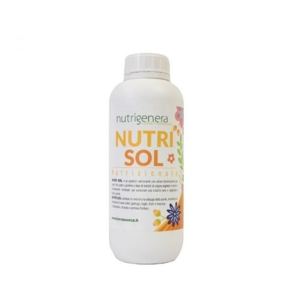 nutrizione biologica piante