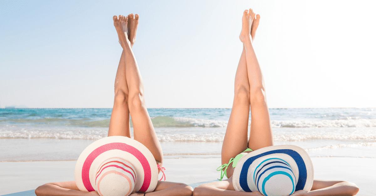 come mantenere l'abbronzatura in modo naturale