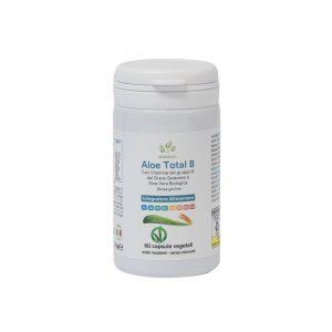 Vitamine gruppo B ed Aloe Vera: Aloe Total B – 60 cps